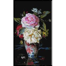 1215. Aman - Vas cu flori