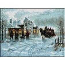 1254 - Spre casa de Craciun