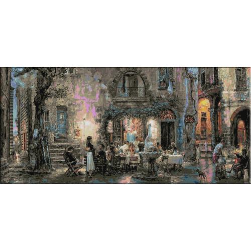 1296.Pretty Life in Monterosso