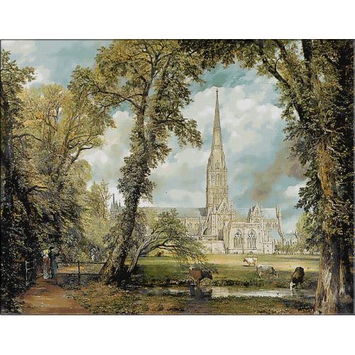551. Constable - Catedrala de la Salisbury