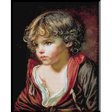 1336 - Greuze. Baiat blond