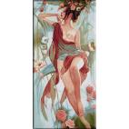 1343. Regina florilor