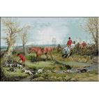 1362. Henri Thomas Alken - Scena de vanatoare