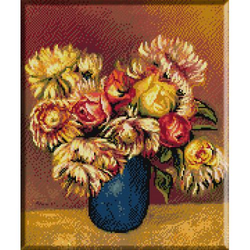 936.Renoir-Crizanteme