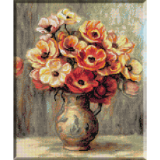 938.Renoir-Vas cu anemone