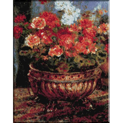 940.Renoir-Oala cu flori