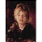 980.N.Grigorescu - Portret de fata