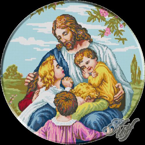 081. Isus cu copiii