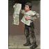 1400 . George Brown - Vanzatorul de ziare