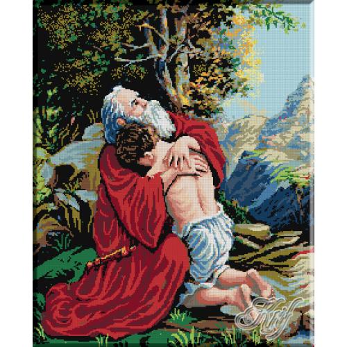 083. Avram si fiul
