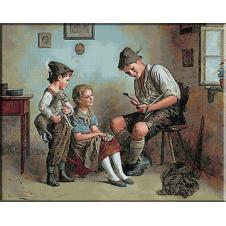 1528.Edmund Adler - Mesterul tamplar