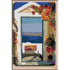 1096 - Cristina. Vedere la mare