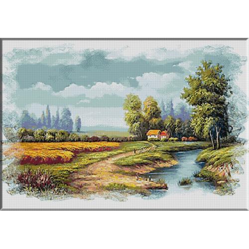 1457 - Zi de vara in campie
