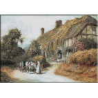 1820. Arthur Claude Strachan - Casa din Ashton