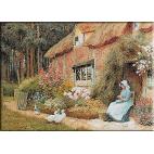 1823. Arthur Claude Strachan - Hranind gastele