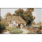 1825. Arthur Claude Strachan - Iazul cu gaste