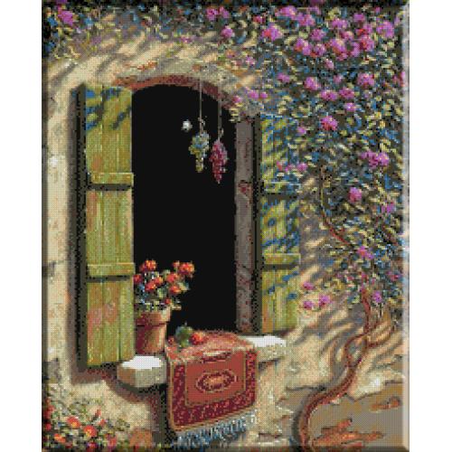 1376 - Fereastra toscana