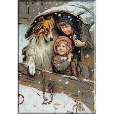 1515.Elsley - Acasa la prieteni