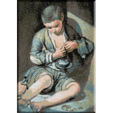 156.Murillo- Micul cersetor