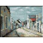 123.Andreescu- Strada in Barbizon