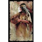 1639.Fata cu oala de lut