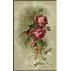 1663.Klein - Trandafiri rosii si struguri
