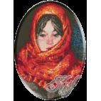 126.Andreescu- Basmaua rosie