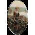 1289b.Knight - Maria pe terasa la Rolleboise