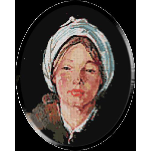 1434. Grigorescu - Cap de tarancuta