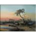 1387.Savrasov - Peisaj cu pin