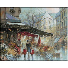 1860. Reflexii pariziene