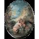 190.Watteau- Cautatorii de pasari