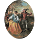 191.Watteau- Pastorii