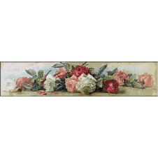 1916.Paul Delongpre - Trandafiri