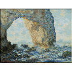 346.Monet - La Manneport