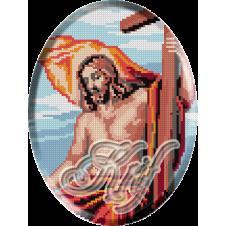148.Murillo- Isus cu crucea