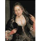622.Rubens. Femeia cu oglinda
