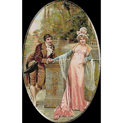 1900.Soulacroix Frederic - Cererea in casatorie