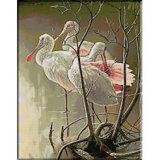 1928. Flamingo
