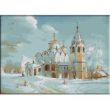 1954.Catedrala Sf.Vasile - Suzdal