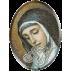 159.Murillo- Sf. Rosa de Lima