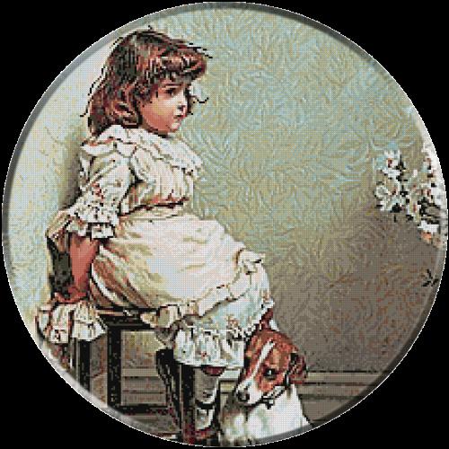 1875.Charles Burton Barber - Solidaritate de prieten