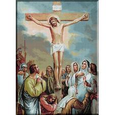 2034.Christos moare pe cruce