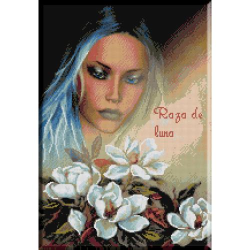 1067.Cristina - Raza de luna