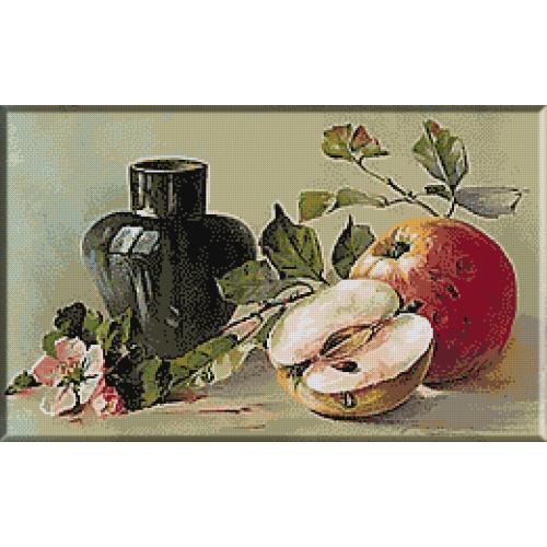 1853.Klein - Mere rosii