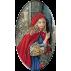 2075.Isabel Naftel - Scufita rosie