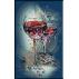 2116.Cristina -Un pahar de vin rosu