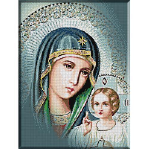 2127. Sfanta Maria cu pruncu