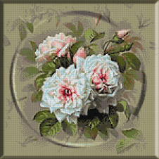 2102.Cristina - Trandafirii albi