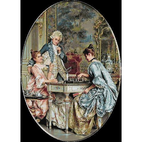1656. Arturo Ricci - Jocul de sah